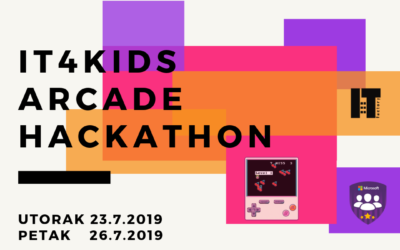 IT4Kids Arcade Hackathon